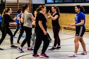 Fitnessboxen mit Anastasia von Keitz