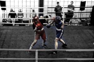 Nermien erste Boxerin für den BSV im Ring