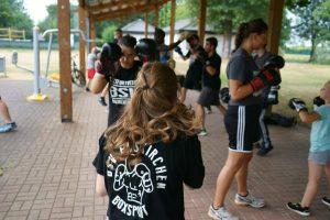 BSV Sommer Training