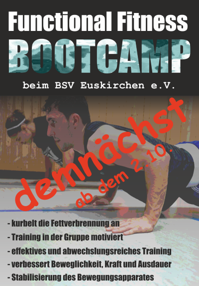 Funvtional Fitness Bootcamp
