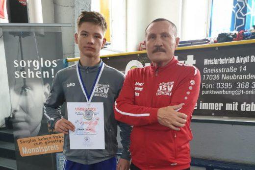 Silber für Boxsportverein Euskirchen